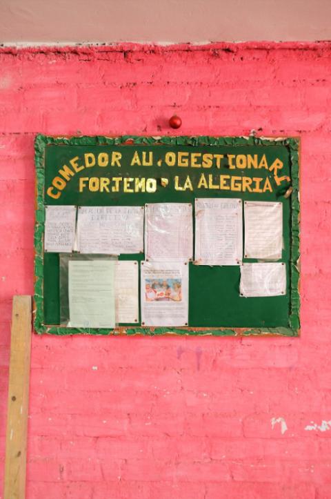 © Comedor Popular Forjemos la Alegría, Lima. Photo: Anna Puigjaner